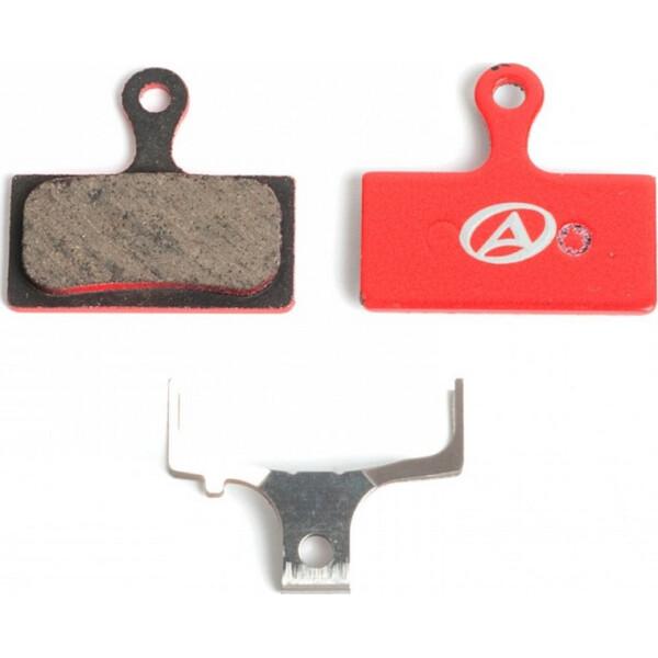Купить Тормозные колодки для велосипеда, тормозные дисковые колодки ABS-26S Shi G01 красные (24504266), Author
