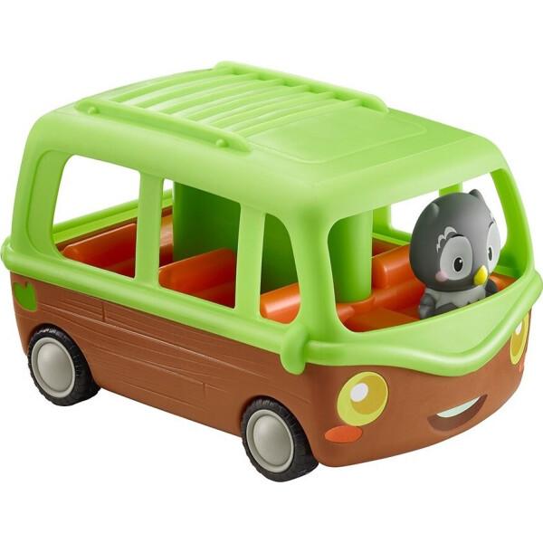 Игровой набор Klorofil Автобус приключений (1 персонаж) (700203F)