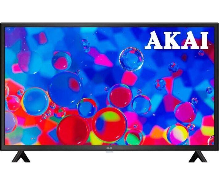 """Фото - телевизор 32"""" Akai UA32DM2500T2 Black"""