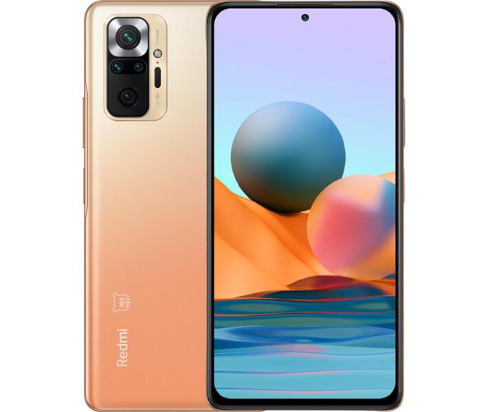 Фото - смартфон и мобильный телефон Xiaomi Redmi Note 10 Pro MFF Edition 8/128 Gradient Bronze