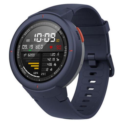 4d0693b0 Смарт-часы Amazfit Verge Blue купить в Киеве ☛ цены на Allo.ua ...