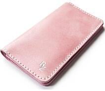 57e8beb2a158 Женское портмоне ручной работы из кожи BOGZ Long CH Pink - купить в ...