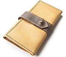 83ffdfc4a21c Женское портмоне ручной работы из кожи BOGZ Grace CH Yellow - купить ...