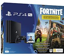 Фото - игровую консоль PlayStation 4 Pro 1TB black (CUH-7108B)+дополнение 090388fd12949