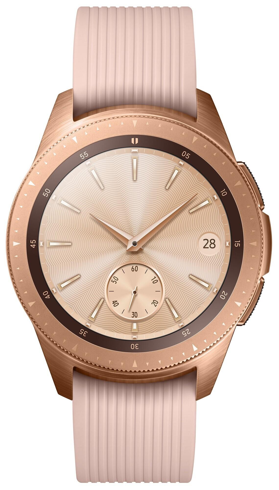 f2f62483 Смарт-часы Samsung Galaxy Watch 42mm Gold (SM-R810NZDASEK) купить в ...
