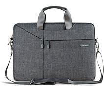 38464fcfcefa Фото - сумку для ноутбука WIWU GearMax City Commuter Bag Grey для MacBook  Air 1112