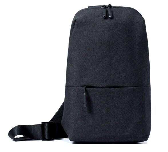 5ab595447db5 Рюкзак Xiaomi Mi City Sling Bag (Dark Grey) купить в Киеве ☛ цены ...