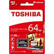 Toshiba EXCERIA microSDHC UHS-I 64GB class 10+SD ( THN-M301R0640EA)