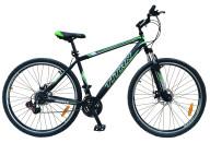 "Купить - велосипед  Titan Evolution 26"" Disc Brake 17"" black/green"