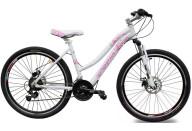 """Купить - велосипед  CROSSRIDE 26""""Д AVENUE 17 белый(Cp0160)"""
