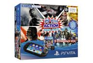 Купить - игровую консоль  Sony PSVita WiFi+Action MegaPack+8GB MC