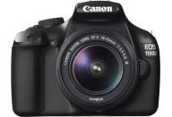 Купить - фотоаппарат  Canon EOS 1100D 18-55 III kit