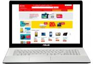 Купить - ноутбук  Asus X75 (X75VC-TY197D) White
