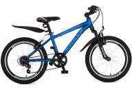 "Купить - велосипед  Titan 20"" Challenge синий"