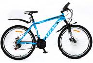 """Купить - велосипед  Titan 26"""" Protey голубой"""