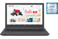 Купить - ноутбук  Acer Aspire E5-573G-76KH (NX.MVREU.015) Black-Grey