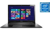 Купить - ноутбук  Lenovo G70-80 (80FF00BHUA) Black