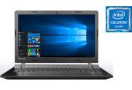 Купить - ноутбук  Lenovo 100-15 (80MJ00FAUA)