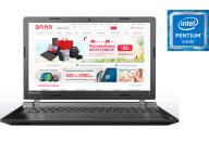 Купить - ноутбук  Lenovo IdeaPad 100-15 (80QQ004NUA) Black