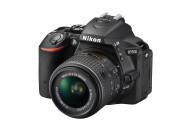 Купить - фотоаппарат  Nikon D5500 18-55 VR II Kit