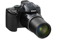 Купить - фотоаппарат  Nikon Coolpix P520 Black