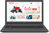 Купить - ноутбук  Acer Aspire E5-552G-T8ZP (NX.MWVEU.002) Black