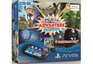 Купить - игровую консоль  Sony PSVita WiFi+Adventure Mega +8GB MC