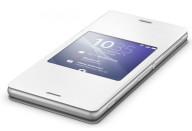 Купить - чехол для телефона  Sony Xperia Z3 Style Cover Window SCR24 White