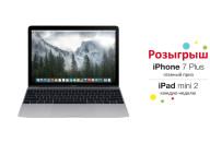 """Купить - ноутбук  Apple A1534 MacBook 12"""" Retina (MLH72UA/A) Space Gray"""