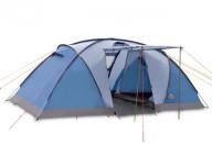 Купить - палатку  Pinguin Base Camp - 4х blue