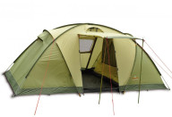 Купить - палатку  Pinguin Base Camp - 4х green
