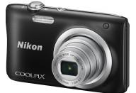 Купить - фотоаппарат  Nikon Coolpix A100 Black