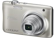 Купить - фотоаппарат  Nikon Coolpix A100 Silver