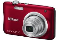 Купить - фотоаппарат  Nikon Coolpix A100 Red