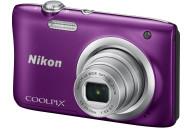 Купить - фотоаппарат  Nikon Coolpix A100 Purple