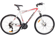 Купить - велосипед и аксессуар  Cronus Dynamic 1.0 white/red/black