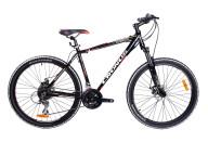 """Купить - велосипед  Cronus Coupe 3.0 19"""" black/white/red"""