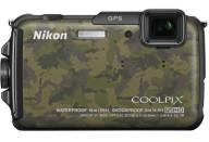 Купить - фотоаппарат  Nikon Coolpix AW110 camouflage