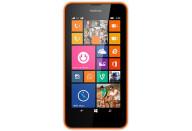 Купить - мобильный телефон и смартфон  Nokia Lumia 630 Dual SIM Orange (Black)