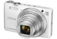 Купить - фотоаппарат  Nikon Coolpix S7000 White