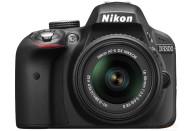 Купить - фотоаппарат  Nikon D3300 18-55 VR II Kit