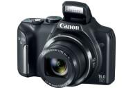 Купить - фотоаппарат  Canon PowerShot SX170 IS Black