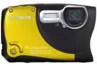 Купить - фотоаппарат  Canon Power Shot D20 Yellow