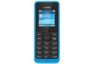 Купить - мобильный телефон и смартфон  Nokia 105 Cyan