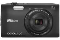 Купить - фотоаппарат  Nikon Coolpix S3600 black