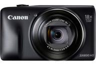 Купить - фотоаппарат  Canon PowerShot SX600 HS Black