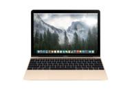 """Купить - ноутбук  Apple A1534 MacBook 12"""" Retina (MLHF2UA/A) Gold"""