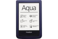 Купить - электронную книгу  PocketBook 640 Aqua (PB640-B-CIS)