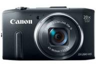 Купить - фотоаппарат  Canon PowerShot SX280HS Black