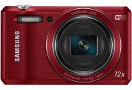 Купить - фотоаппарат  Samsung WB35F Red